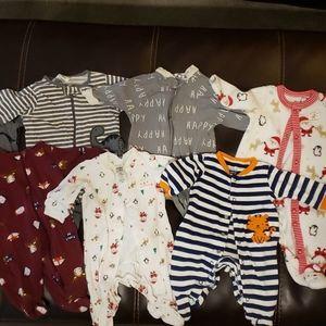 7 Newborn Sleepers